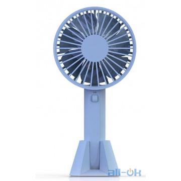Вентилятор портативний Xiaomi Mijia VH USB Blue