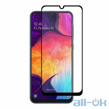 Защитное стекло 3D для Samsung A105 (A10) Black