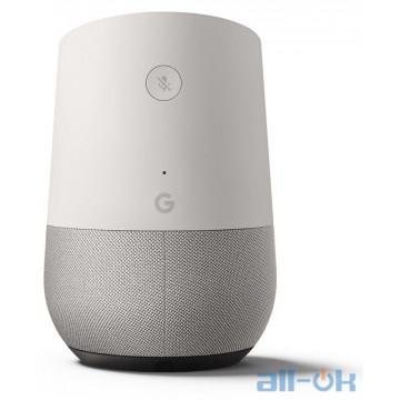Smart колонка Google Home White Slate (GA3A00417A14)
