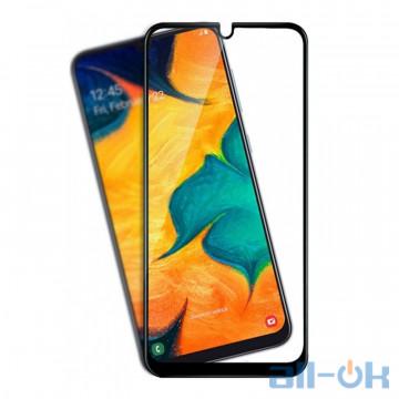 Защитное стекло 5D для Samsung A305 (A30) Black