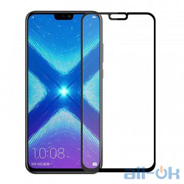 Защитное стекло 3D для Huawei Honor 8x Black