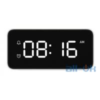 Настольные часы с будильником Xiaomi Mi Music Alarm Clock White (AL01ZM)