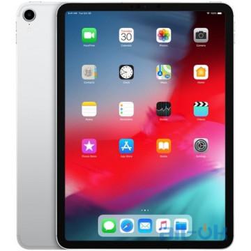 Apple iPad Pro 11 2018 Wi-Fi + Cellular 256GB Silver (MU172, MU1D2)
