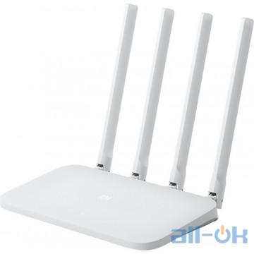 Бездротовий маршрутизатор (роутер) Xiaomi Mi WiFi Router 4A Gigabit Edition Global Version (DVB4224GL)