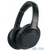 Наушники с микрофоном Sony Noise Cancelling Headphones Black (WH-1000XM3B)