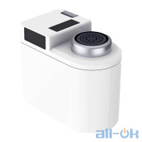 Умная насадка на смеситель Xiaomi Умная насадка на кран Smartda Induction Home Water Sensor