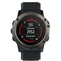 Спортивные часы Garmin fenix 5X Slate Gray Sapphire with Black Band (010-01733-00)