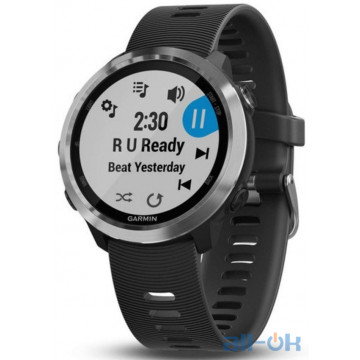 Спортивний годинник Garmin Forerunner 645 Music Black (010-01863-30)
