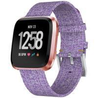 Смарт-часы Fitbit Versa Special Edition, Lavender Woven (FB505RGLV)