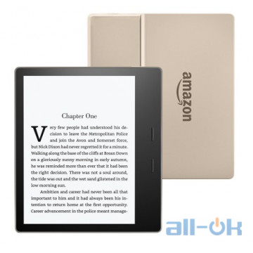 Amazon Kindle Oasis 9th Gen 32GB Champagne Gold