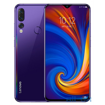 Lenovo Z5s 4/64GB Blue Global Version