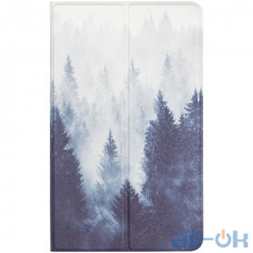 Чехол Galeo Slim Stand для Xiaomi Mi Pad 4 Mountain Wood