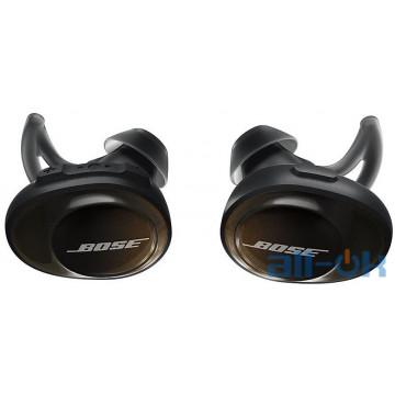 Беспроводные наушники TWS Bose SoundSport Free Wireless Black 774373-0010