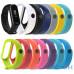 Ремешок для фитнес-трекера Mi Band 3/4 Sky Blue — интернет магазин All-Ok. Фото 2