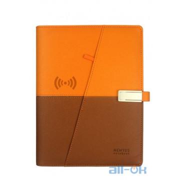 NEWYES A5 Smart Erasable Power Bank 8000 mah USB-накопитель 16GB Органайзер Orange
