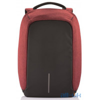 Рюкзак городской XD Design Bobby anti-theft backpack 15.6 / Red (P705.544)