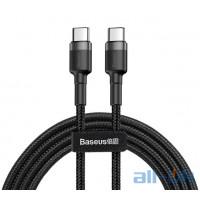 Baseus Type-C to Type-C  кабель Black с поддержкой Quick Charge 4.0