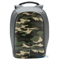 Рюкзак городской XD Design Bobby Compact Anti-Theft Backpack/Camouflage Green (P705.657)