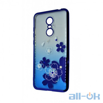 Чехол Beckberg Breathe seria для Xiaomi Redmi 5 Plus Flowers