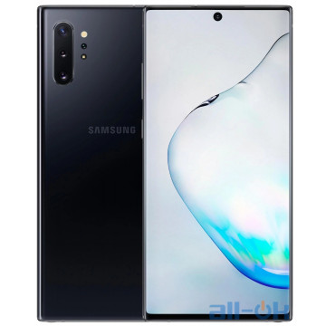 Samsung Galaxy Note 10 Plus SM-N975F 12/512GB Black