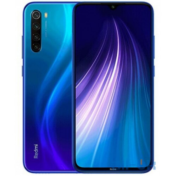 Xiaomi Redmi Note 8 4/128GB Blue  Global Version