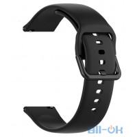 Ремінець для Samsung Galaxy Watch Active R500 20мм Black