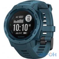 Спортивний годинник  Garmin Instinct Lakeside Blue (010-02064-04)