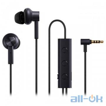 Наушники с микрофоном Xiaomi Mi Noise Cancelling Earphones Black (ZBW4386TY)