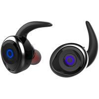 AWEI T1 Twins Earphones Black