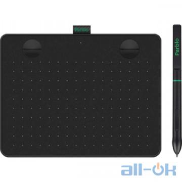 Графический планшет Parblo A640 Black UA UCRF