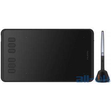 Графічний планшет Huion H640P + рукавичка