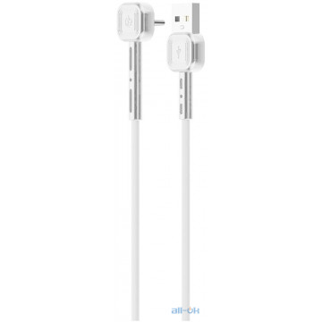 Кабель AWEI CL-67 Micro cable 1m White