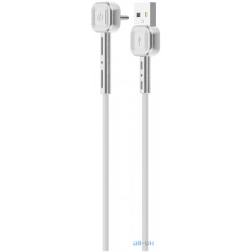 Кабель AWEI CL-66 Type-C cable 1m White
