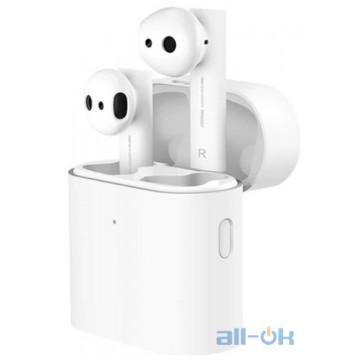 """Наушники TWS (""""полностью беспроводные"""") Xiaomi Air Mi True Wireless Earphones Airdots Pro 2"""