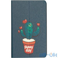 Чехол Galeo Slim Stand для Xiaomi Mi Pad 4 Cactus