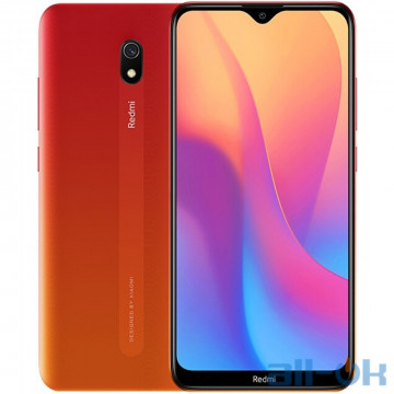 Xiaomi Redmi 8A 3/32GB Red