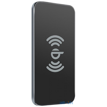 AWEI W1 Wireless Charger Gray