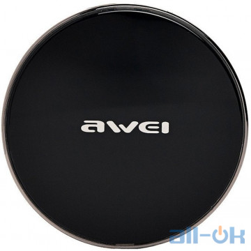 AWEI W3 Wireless Charger Black