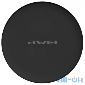 AWEI W6 Wireless charger Black