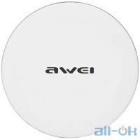 AWEI W6 Wireless charger White