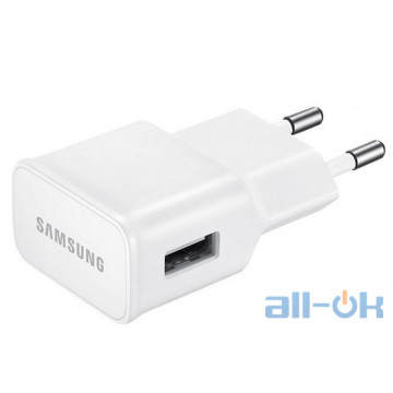 Samsung Travel Charger 1USB 2A White