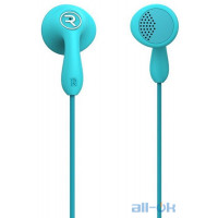 Наушники Remax RM-301 Earphone Blue