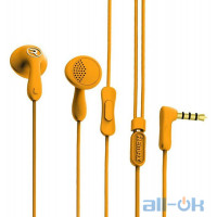 Наушники Remax RM-301 Earphone Orange