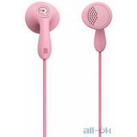 Наушники Remax RM-301 Earphone Pink