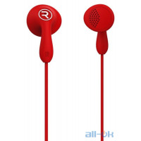 Наушники Remax RM-301 Earphone Red