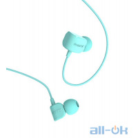 Наушники Remax RM-502 Earphone Blue