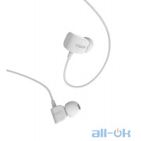Наушники Remax RM-502 Earphone White