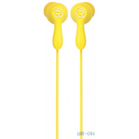 Наушники Remax RM-505 Earphone Yellow