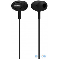 Наушники Remax RM-515 Earphone Black