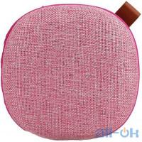 Портативна акустика  AWEI Y260 Bluetooth Speaker Pink